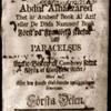 Les livres maudits : chronique des codex disparus