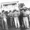 """Exécution des survivants de """"Jeune Haiti"""" le 12 Novembre 1964"""
