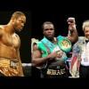 George Foreman: 'Aggressive' American Deontay Wilder has edge vs. Haitian Bermane Stiverne