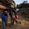 Le Népal, région de «séismes majeurs»