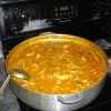 "How to make soup joumou ( or squash soup) the Haitian way/ La recette du ""soup joumou"""