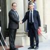 Sondage: François Hollande devant Nicolas Sarkozy au premier tour de la présidentielle 2017