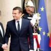 France : Investiture d'Emmanuel Macron