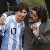 """Maradona insulte Messi : """"C'est une bonne personne, mais il n'a pas de personnalité."""""""