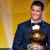 5ème ballon d'or pour Cristiano Ronaldo