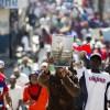 Haïti: les manifestants anti-Trump réclament le départ du président Jovenel Moise