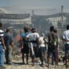Haïti: incendie du marché historique de Port-au-Prince
